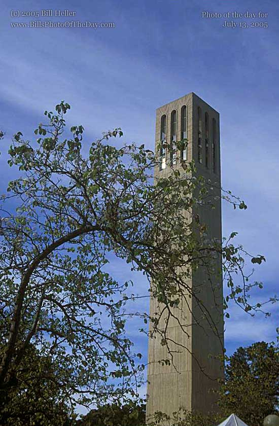Storke Tower at University of California Santa Barbara