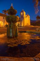 Friday, June 19, 2015 - Evening Walk at the Mission